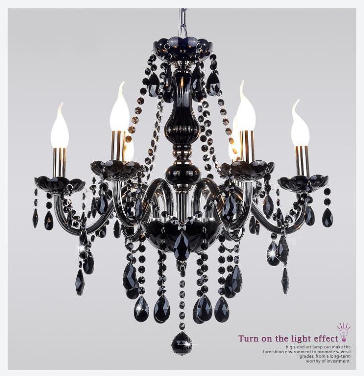 Moderno led lampadario di cristallo lampadari a soffitto chan pendente ...