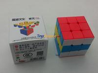 Retail 1pc/lot Moyu Weilong II V2 Moyu weilong 5.6cm Enhanced Edition For Speed cubing Twist puzzle+ Free Shipping