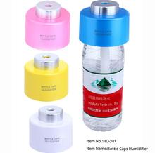 Воздуха туман диффузор очиститель прохладный ультразвуковой увлажнитель из светодиодов изменение цвета лица пара