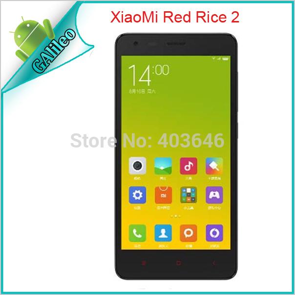 Original Redmi 2 Hongmi 2 Red Rice 2 2S red mi 2 redrice2 4G FDD LTE