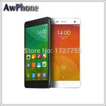Original Xiaomi Mi4 16GB Mi 4 Mobile Phone MIUI V6 Optional 5″ Qualcomm Snapdragon 801 Quad Core 1920X1080P 3GB 13MP in stock