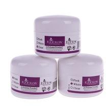 New Clear Pink White MIX Colors Nail Art Acrylic Powder Crystal Nail Polymer SEGC #49798(China (Mainland))