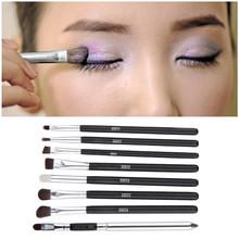High Quality New 8PCS Makeup Brushes Set Eye Brushes Set Eyeliner Eye Shadow Eyeshadow Blending Pencil Brush Make Up Brushes