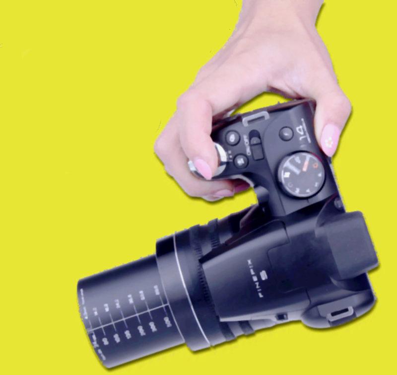 Fuji fujifilm finepix s4530 s4500 telephoto digital camera slr appearance hd(China (Mainland))