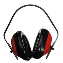 Adjustable Headstrap Ear Muff Lightweight Earmuffs for Shooting Hunting Noise Reduction Noise Hearing Protector Muffler (China (Mainland))