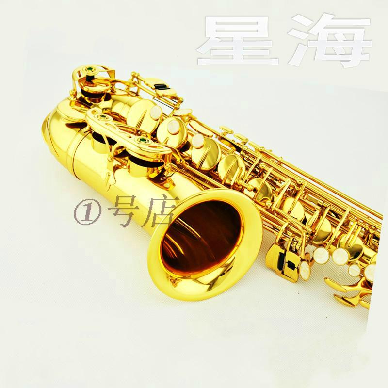 Via DHL ,EMS,TNT Free shipping Mp3 xas-120e alto saxophone e e pipe whole sale factory price(China (Mainland))