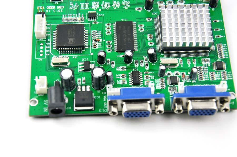GBS-8220 RGB / CGA / EGA / YUV to VGA Arcade Games HD Video Converter Board(China (Mainland))
