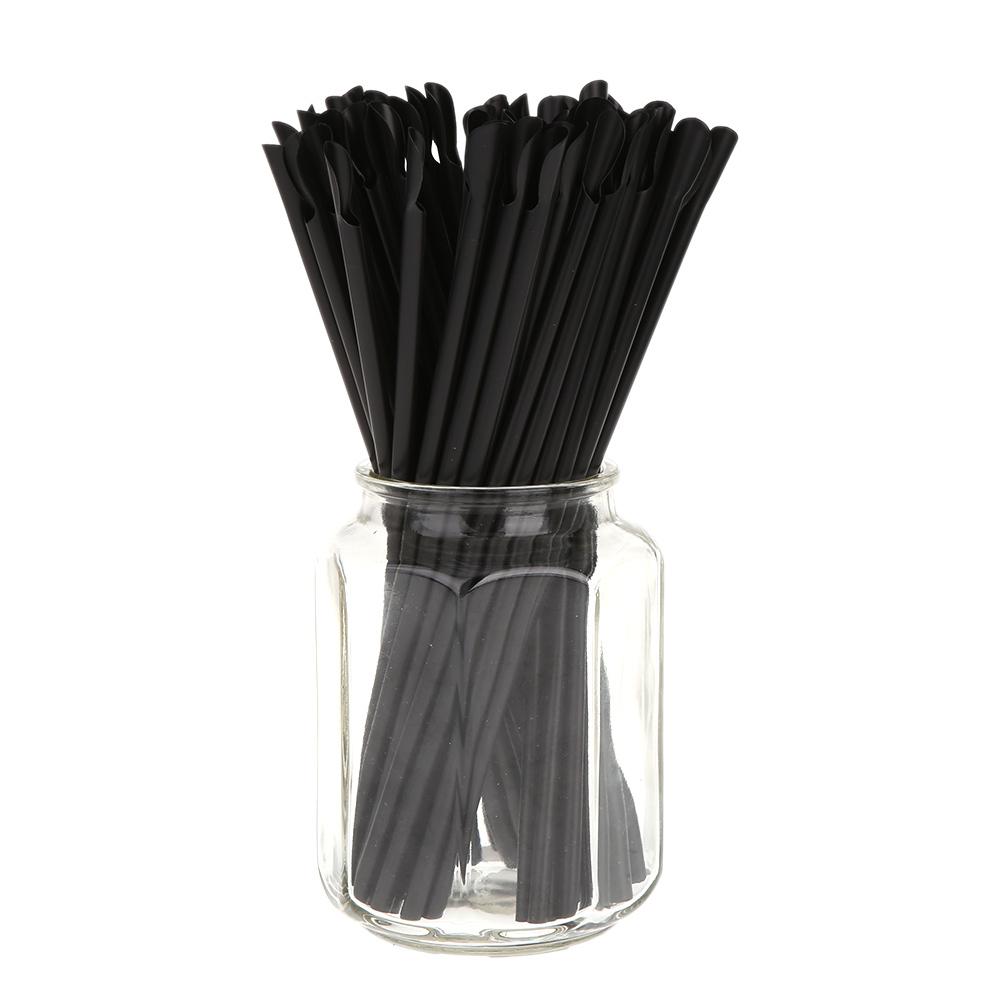 Соломинка для питья OEM 24CM 100pcs Straw соломинка для питья 100pcs lot 3