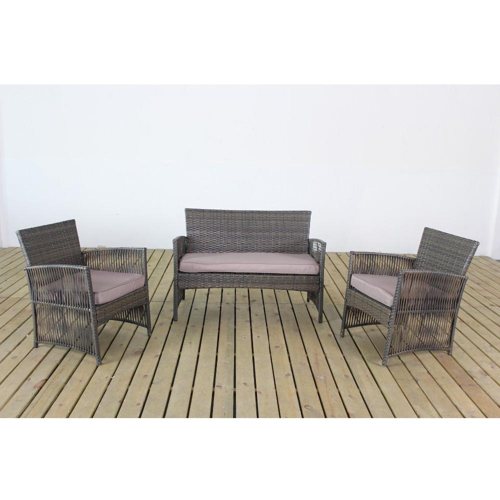 Online kopen wholesale meubelen tuin rotan uit china meubelen tuin rotan groothandel - Sofa smeedijzeren ...