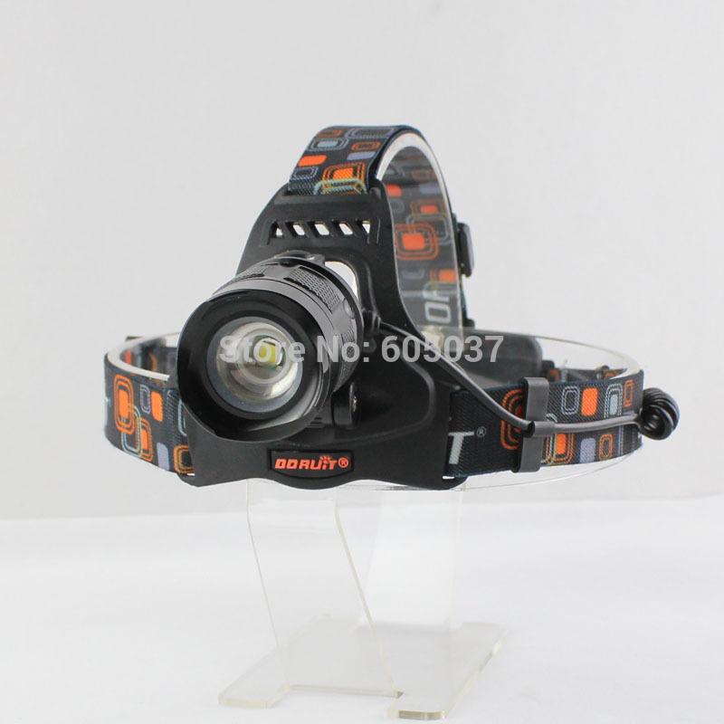 Налобный фонарь CrazyFire RJ2157 XML T6 фонарь налобный яркий луч lh 030 черный