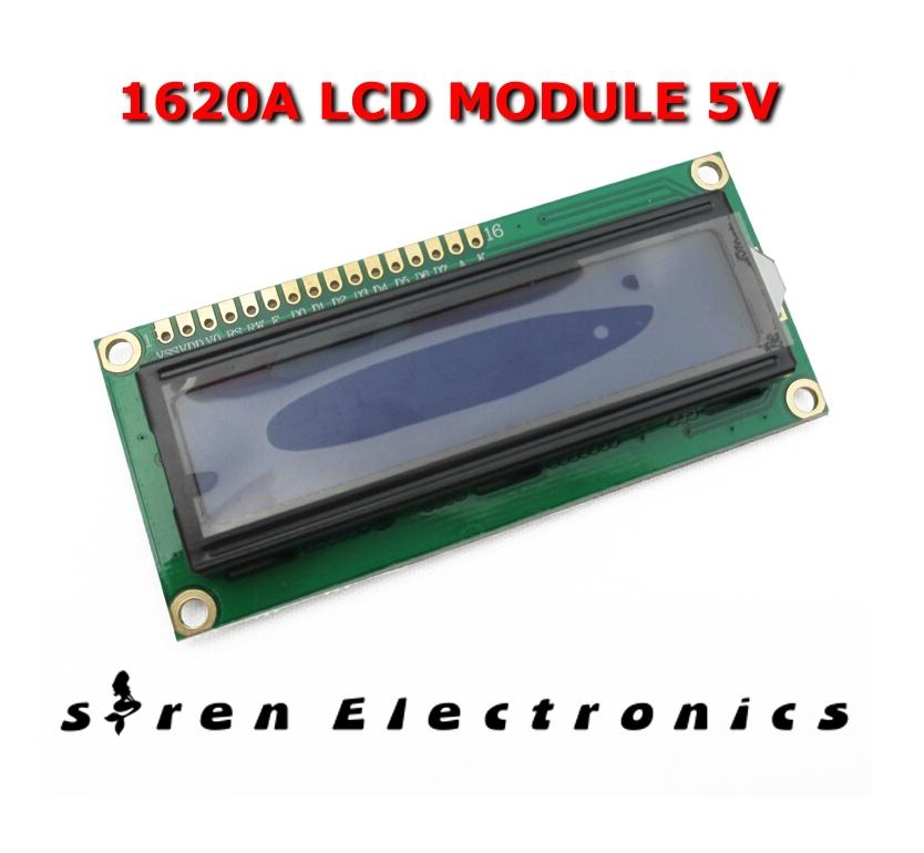 LCD1602A - замена экрана у Imax B6 mini
