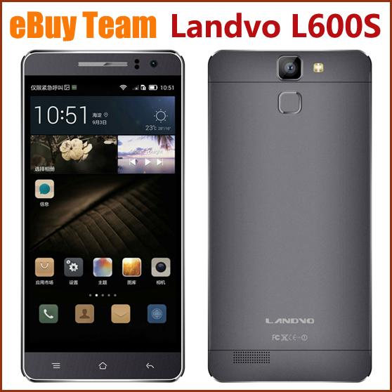 Original Landvo L600s Smartphone MT6732L 64bit Ouad Core 1.5GHz RAM 1GB ROM 8GB 5.0inch 13MP Android 4.4 4G FDD LTE Mobile Phone(China (Mainland))