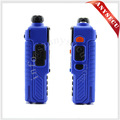 BAOFENG WALKIE TALKIE blue UV 5RB Dual Band UHF VHF RF TWO WAY RADIO HAM FREQUENCY