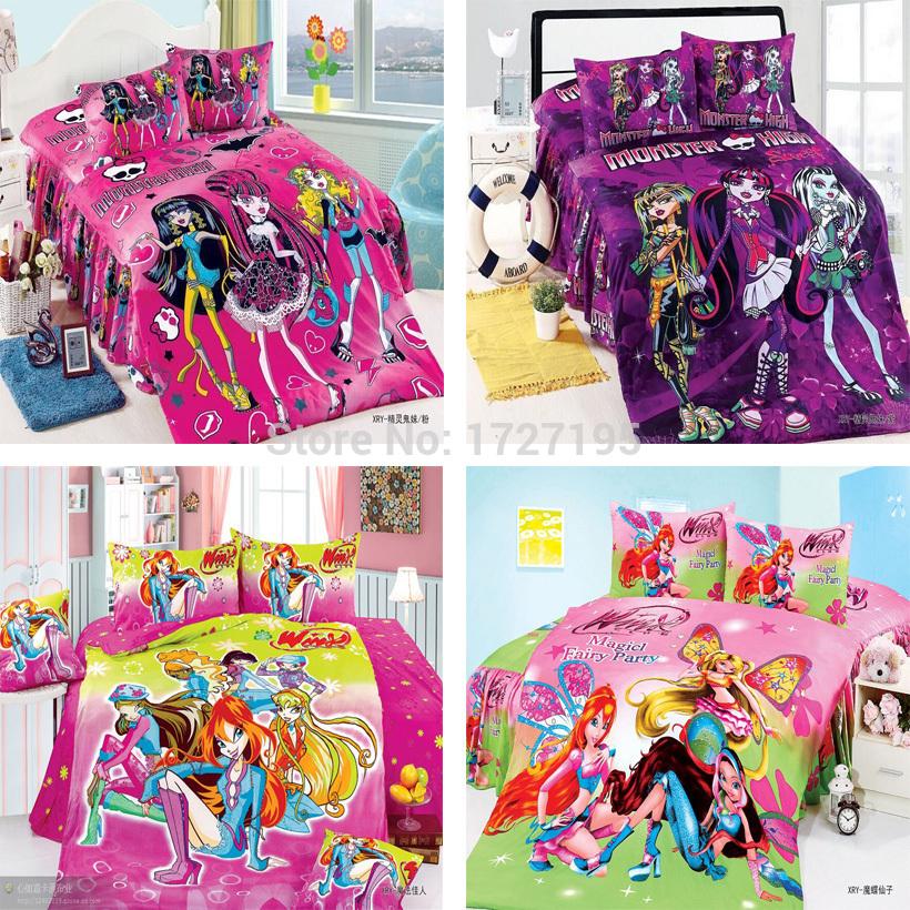 Comparer les prix sur twin girl bedding online shopping acheter prix bas - Vente de monster high ...