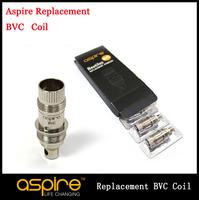 10pc/lot Genuine Aspire Nautilus BVC Coil New Aspire Nautilus Bottom Vertical Coil Aspire BVC coil  1.8 1.6ohm for mini nautilus