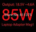85w magsafe 나 팁 AC 전원 어댑터 충전기 애플 맥북 프로 a1297 a1172 mb470 우리와 함께/ 영국/ AU/ EU 플러그