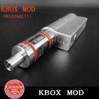 Original Kangertech K Box Mod 40w Kanger Kbox Mod Fit For Kanger Subtank E Cig Variable Wattage Mod  Subtank Mini Nano Atomizer