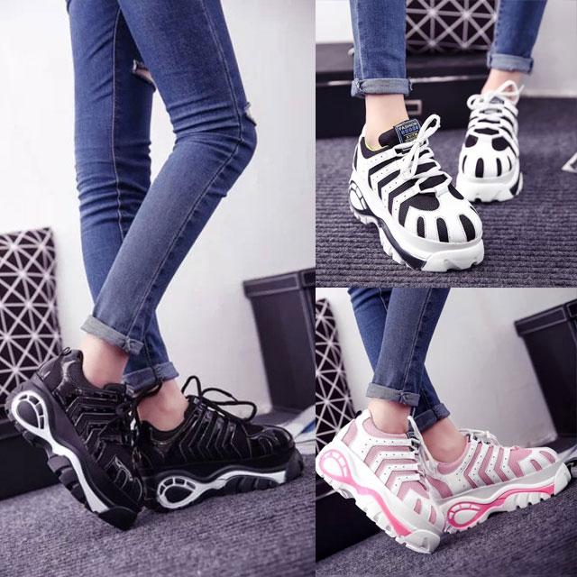 Black Fashion Sneakers For Women New Fashion Sneakers For Women
