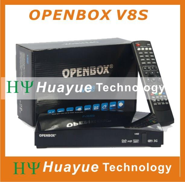 Openbox V8S HDMI 1080p PVR FTA HD Satellite TV Receiver DVB-S2 Wifi Skybox DVB Set-top Boxes Television(China (Mainland))