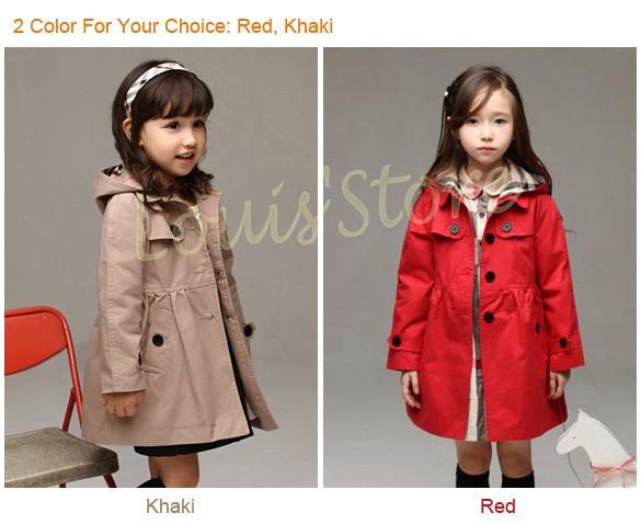 Пальто для девочек Brand New##L_S & , 38 ###