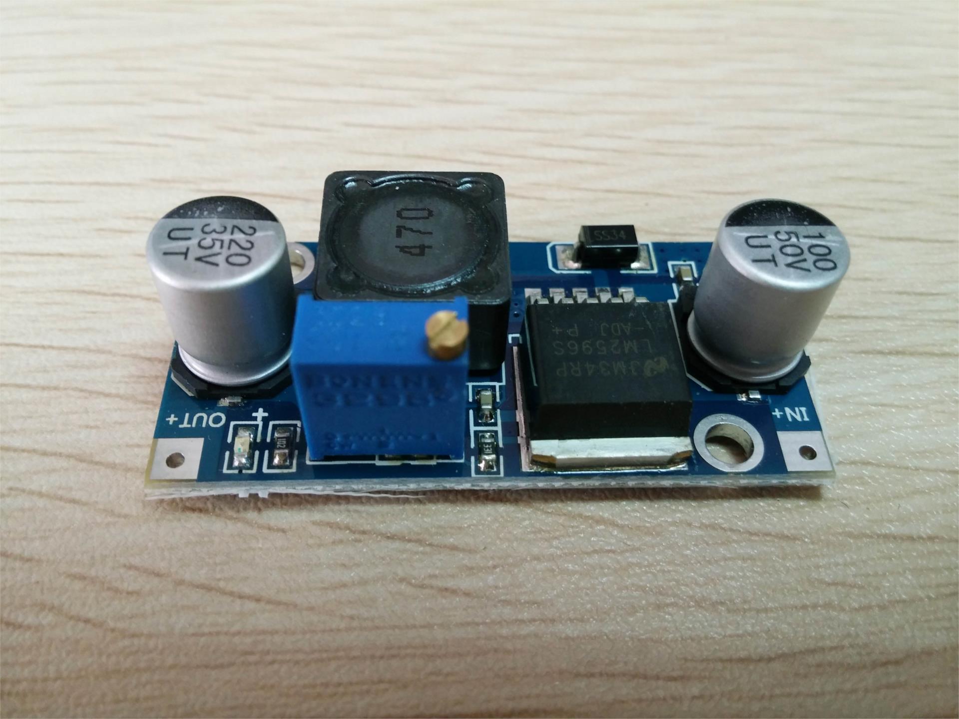 Интегральная микросхема Xcsource LM2596S dc/dc 1.23v/30v sg076/sz цена и фото