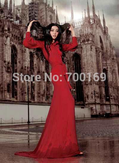 Silk Dresses Sale Sale Women Red Silk Dress