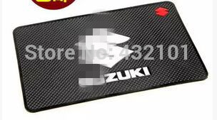 Free shipping car anti slip mat phone mat for Suzuki Swifts Alto S-CROSS Dipper Landy LIANA eSCudo Grand Vitara SX4(China (Mainland))