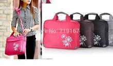 "New Quality fashion universal 14″ 15 "" inch laptop bag computer tablet  laptop  crossbody shoulder document  handbags travel bag"