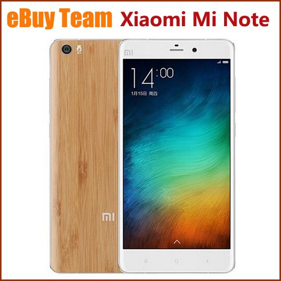 "Original Xiaomi Mi Note MiNote Bamboo 4G FDD LTE 5.7"" 1920x1080 Snapdragan801 Quad Core 13MP 3GBRAM 16GB ROM Ladies Mobile Phone(China (Mainland))"