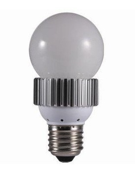 E27 high power led bulb;5*1W;420-520LM;2700-3300K;size:60mm*115mmc;warm white