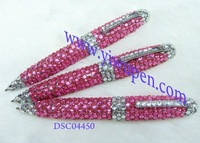 Crystal pen,Bling Bling  pen, Jeweled  pen,gift pen,diamond/jeweled pens/crystal stone pen/promotional pen/pen with stone