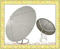 C Band 180cm (6 feet) Prime focus antenna /satellite dish- 6 Panels, This is the best Chinese antenna