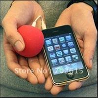 Novelty Music Ballon Mini USB Speaker for Mobile Computer Mp3 Free Shipping
