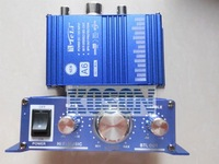 [20% Off Discount] mini power amplifiers Digital Teli A6 Car Amplifier Motorcycle Boat Free Shipping KS2001