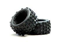 rear dirt tires fit 1/5 baja 5B 2PCS