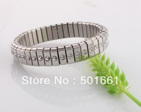 bracelet for women free shipping,wholesale Bracelet for Charms Fashion jewelry womens/316L stainless steel bracelet