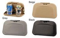 2014 Promotion Steering Wheel Desk Cup Holder Car Seat Multi Tray Mount Food Table Meal Desk Stand Drink Cup Holder - Sample