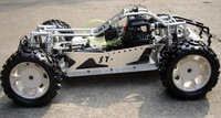 1:5 scale 4WD rc car have reverse gear  29cc CY motor  950USD.  china 30.5CC 900USD
