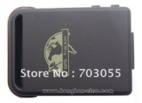 Vehicle GPS Tracker with Memory Slot and Inbuilt Shock Sensor and Sleep Function