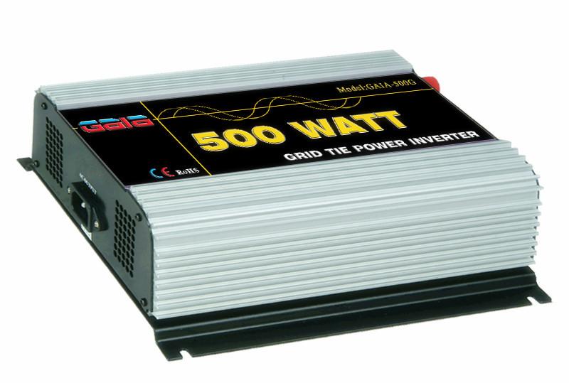 500W on grid tie inverter solar/wind power DC 10.8V~30V to AC 190V~260V (FOR 220V 230V 240V) free shipping(China (Mainland))