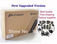 Best price!+Best 2*BT Interphone / Bluetooth motorcycle helmet intercom