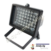 IR Infrared 48PCS 10mm LED, illuminator 50M light Night Vision,with DC plug outlet