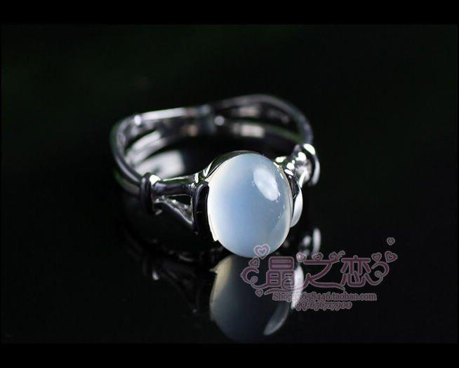 Twilight Bella's Moonstone Ring Natural Free Shipping(China (Mainland))