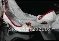 1 pair/lot Bridal Latest Fashion Grace Style Exquisite Design Evening/Wedding/Party Shoes ML-004