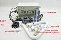 New 3KW Steam Generator Sauna Bath Home SPA Steamer