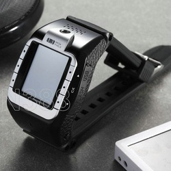Free shipping N388 Fashion Watch Mobile Phone with 1.3&quot;Touch LCD,1.3 MP Camera,MP3/MP4,Bluetooth(China (Mainland))