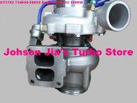GT3782/734056-003 Original Shanghai Garrett Turbocharger for Yuchai Engine YC6112