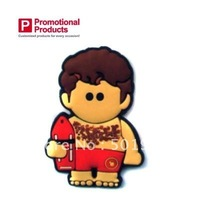 free shipping of souvenir gift for AF064 3d movie character eco-friendly soft pvc fridge magnet