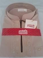 cotton abaya ,men fashion,islamic kaftan, muslim clothes ,men robeAY46