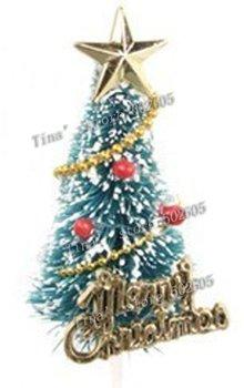 Christmas tree, Christmas decoration, cake decoration, plug-in of Christmas and cake